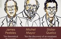 2019诺贝尔物理学奖揭晓:2名瑞士科学家获450万大奖