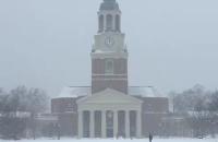 申请维克森林大学需要哪些条件?