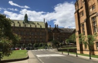 高中生如何往哪些方面努力考悉尼大学?