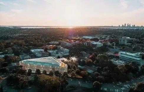 """西澳最""""土豪""""的科廷大学5亿澳元""""改头换面""""!只为吸引更多留学生"""