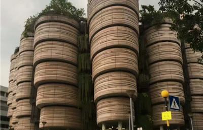 新加坡南洋理工大学智慧教学楼有何特别的?
