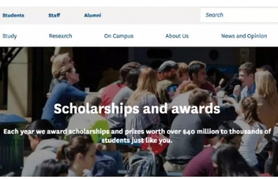 新西兰留学:新西兰大学奖学金申请网址