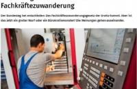 """德国新移民法正式通过!""""留德华""""就业移民成功率将大增"""