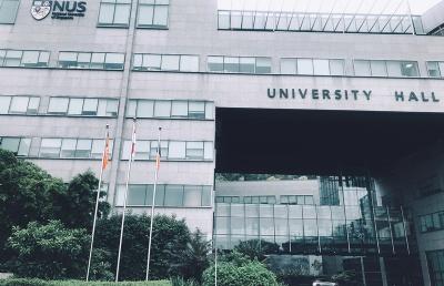 新加坡国立大学设计与环境学院——0耗能、创新性教学建筑