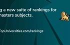 2020年QS全球MBA和商科硕士排名一览