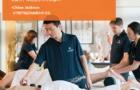 南方理工学院理疗和运动按摩本科学生分享:在这学习非常愉快!