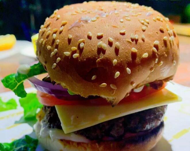 活动回顾丨做了个大大大大大汉堡