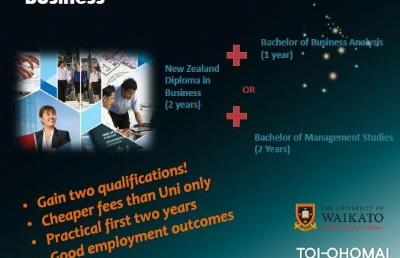 新西兰中部理工学院是一所怎样的大学?