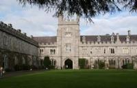 科克大学连续两年蝉联爱尔兰最牛理工院校.