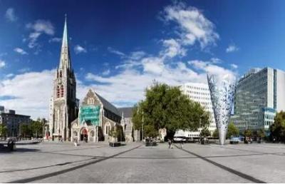 2020年新西兰留学;Ara坎特伯雷理工学院