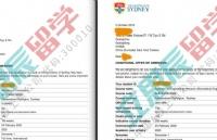 录取大满贯!完美文书助力获录悉尼大学!