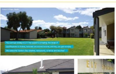 新西兰留学:选择东部理工学院的理由介绍