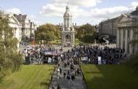都柏林圣三一学院,拥有四百年历史的古典大学