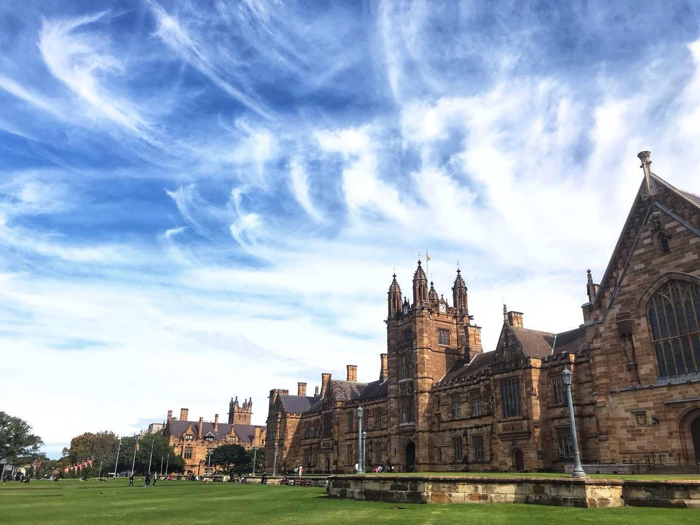 打败牛津、力压剑桥,悉尼大学也太太太优秀了吧!