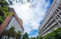 带你一起去领略泰国博仁大学校园生活!