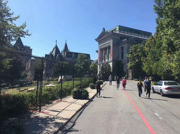 多方考量终定加拿大,恭喜王同学成功入读多伦多公立教育局!