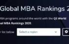 2020 QS全球MBA和商科硕士排名公布!加拿大有哪些学校表现优秀?