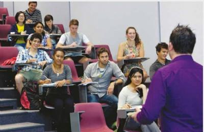 新西兰林肯大学全方位的支持国际学生网络:国际学生信息中心
