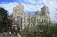 韩国最美校园之――庆熙大学
