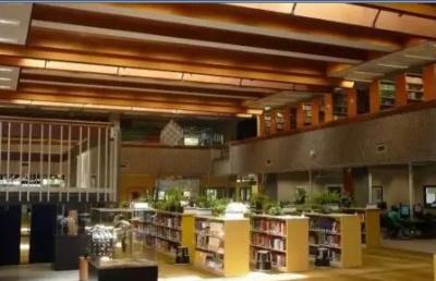 快来围观!新西兰奥克兰图书馆绝对是一个好地方