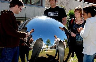 怀卡托大学预科可升读怀卡托大学所有专业升学率高达91%