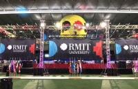 RMIT全城狂欢网址典礼,制霸全澳轰动世界!
