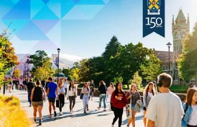 2020年到这里读书!新西兰这所大学以学术强、颜值高著名!