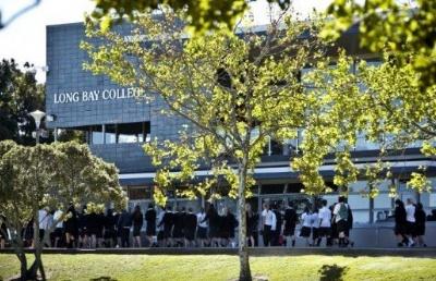 新西兰留学奥克兰10分的公立高级中学 | 长湾中学