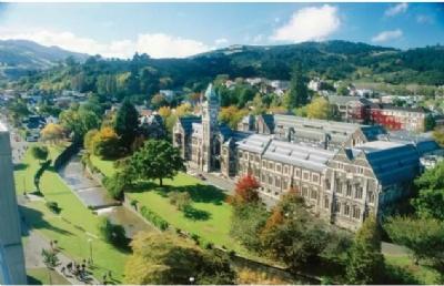 新西兰留学选择理工院校,奥塔哥理工学院三大校区等你来!