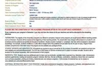 GPA2.93晚申请,专业规划,收获澳洲多所名校OFFER!