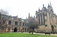 双非院校录取英国格拉斯哥大学研究生