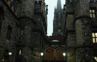 均分不足80获英国爱丁堡大学硕士录取