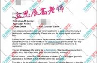 留学迷茫期听从了天津立思辰留学老师的建议,喜获诺丁汉大学offer!