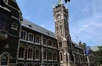新西兰第一所大学――奥塔哥大学钟楼的前世今生