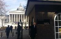 伦敦大学学院80分就可以申请,项目管理建筑管理教育等专业都行!