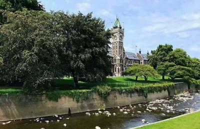 新西兰留学生分享:我的自豪感来自我的大学!