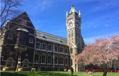 奥塔哥大学关于新冠肺炎疫情的通告-受影响学生请及时联系大学