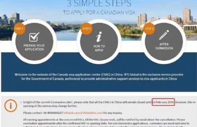 新西兰签证中心重要信息!