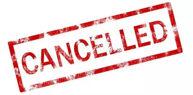 紧急通知:各大航空公司或将全部取消中国的航班!