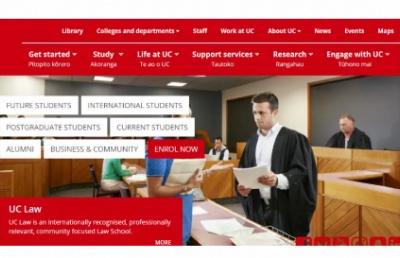 新西兰坎特伯雷大学选课指南看这里,你Get到了吗~