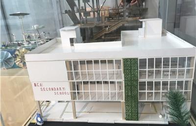 新加坡建筑管理学院――建筑才子的天堂