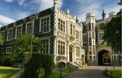 新西兰留学 坎特伯雷大学最新入学通知