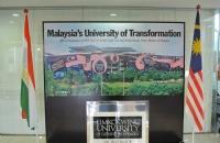 林国荣创意科技大学校园遍布世界