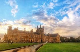 从新西兰转战澳洲,顺利拿下悉尼大学Offer!
