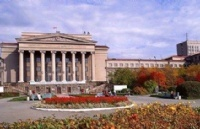 乌拉尔联邦大学学院设置