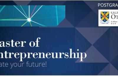 奥塔哥大学商学院:创业学硕士 Master of Entrepreneurship课程