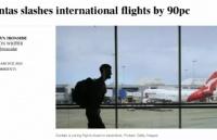 澳洲多地进入紧急状态,各家航班纷纷停飞!不过也有好消息!