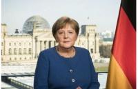 【抗疫】德国总理默克尔首次就疫情发表讲话
