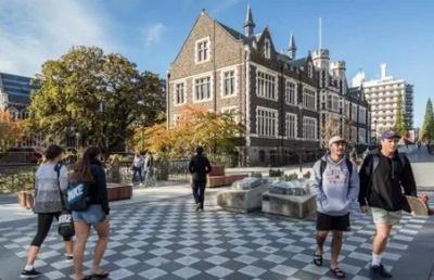 应对安全级升级 奥塔哥大学学习全部转为线上模式
