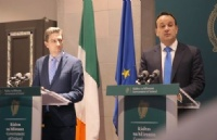 爱尔兰宣布了一项新的24亿欧元倡议,并更新了3个主要防疫措施